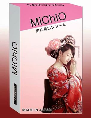 Bao cao su siêu mỏng Michio, Bao cao su của Người Nhật