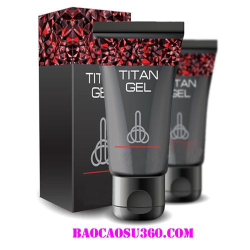 TITAN GEL RUSSIA NEW – Gel Titan Nga Chính hãng Giá Sỉ Lẻ