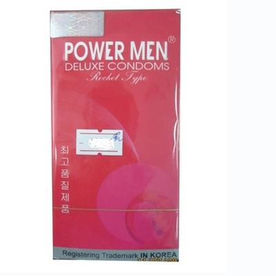 Bao cao su Powermen Rocket siêu đốt siêu gai đỏ – p11