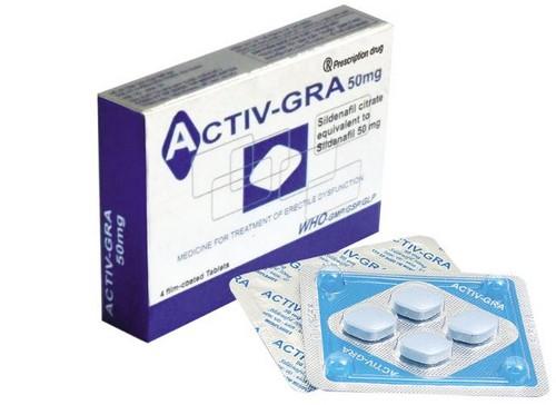Actigra tăng cường cương cứng và chống xuất sớm hiệu quả tuyệt đối – sl16