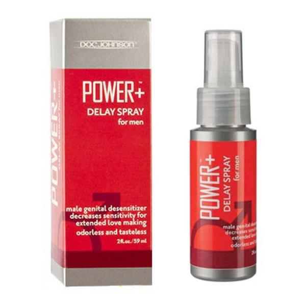Xịt chống xuất tinh sớm Power Delay Spray